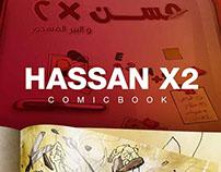 Hassan X2 Comics
