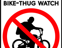 Bike Thug Warning, 2016