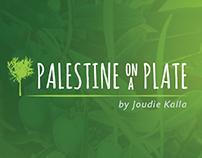 Palestine on a Plate: UX UI