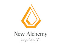 New Alchemy Blockchain Logofolio