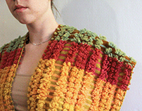 Prickly Pear Shawl