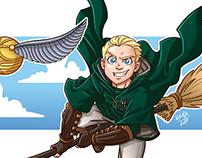 HP-Draco Malfoy