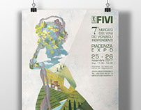 "Poster & Flyer ""Expo F.I.V.I."""