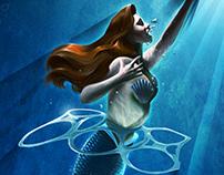 The Little Mermaid III DESTRUCTION OF THE SEA