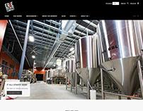 Erie Brewing Company Shopify Site Development
