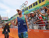 Rio 2016 Beach Volleyball