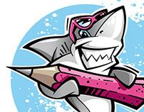 Logo Design Shark