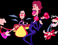 Ellis@Drawgood - The Rolling Stones