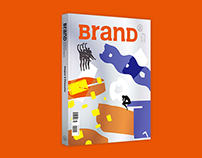 "BranD MAGAZINE issue 25 ""Designer & Philosopher"""