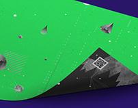 崑山科技大學空間設計畢業專刊 | 書籍設計