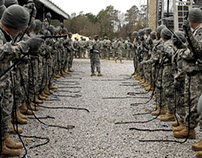 Army boot camp