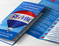 Брошюра для RE/MAX