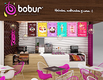 Diseño tienda 3D (Bobur)
