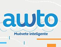 awto / Campaña spot animado