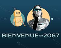 Bienvenue en 2067