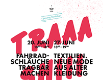 Trashion Workshop Poster
