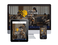 Global Teacher Prize Design, Development, and Strategy