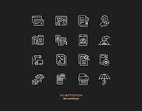 Icon Design ( Sketch App )