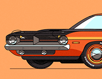 Automotive Illustrations