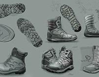 Jack Wolfskin Winter Boots, FW16