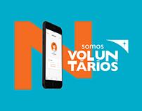 (App) Somos Voluntários | VMB