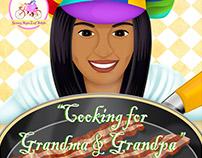 Cooking for Grandma & Grandpa