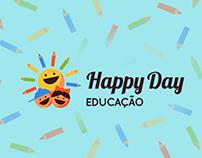 Happy Day Educação - Logotipo