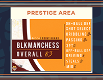 Prestige Area Work Summer 2019