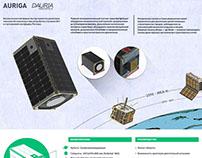 Space platform Auriga