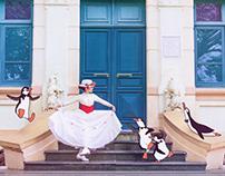 Ensaio Mary Poppins