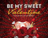 Valentine Flyer for Party