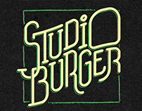 Studio Burger - Facebook e Instagram
