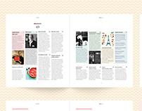 Proyecto Revista: 'Mon plaisir'