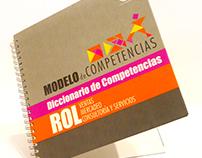 Diseño del Diccionario de Competencias Zuoz Pharma