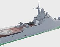 22500 Patrol ship