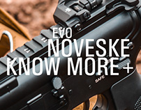 Evo Arms - Website & Photography