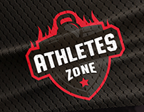 Athletes Zone logo
