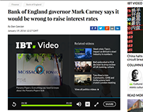IBTimes.co.uk - Video player redesign