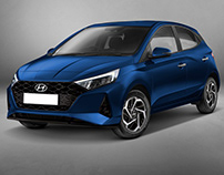Hyundai HB20 Facelift 2021