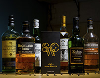 Stechkin Whisky Club