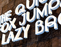 Laruelle Sans Typeface