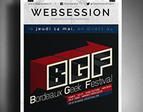 BGF's StayAwake Poster