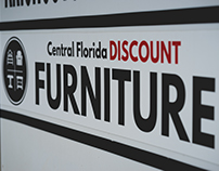 Central Florida Discount Furniture Photoshoot
