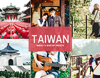 Free Taiwan Mobile & Desktop Lightroom Presets