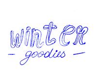 Winter goodies