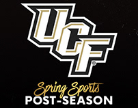 UCF Spring Sports Post-Season