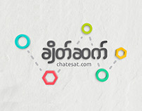 ChateSat | Rebranding & Corporate Identity