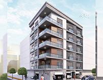 Konsept İnşaat Viola Apartment