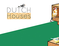 Dutch Bird Houses