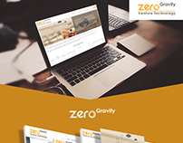 Zero gravity Website